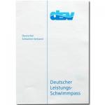 Deutscher Leistungsschwimmpass Urkunde