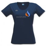 4400 T-Shirt Flame Lady